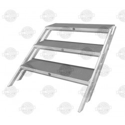 All-Terrain stair assembly for stages 60cm or 80 cm in height