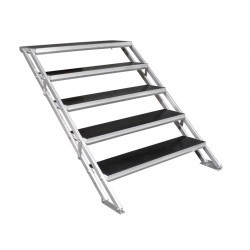 All-Terrain stair assembly for stages 100cm or 120 cm in height