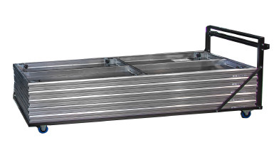 Trolley for up to 10 pcs. of 8x4 ft Panels