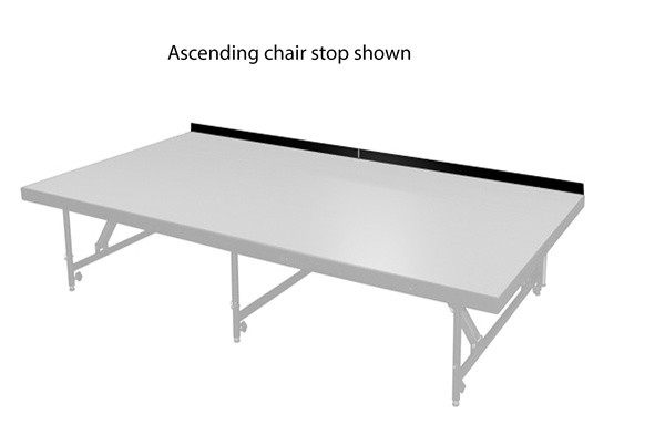 Staging 101 Chair Stops ( choose from 2 types)