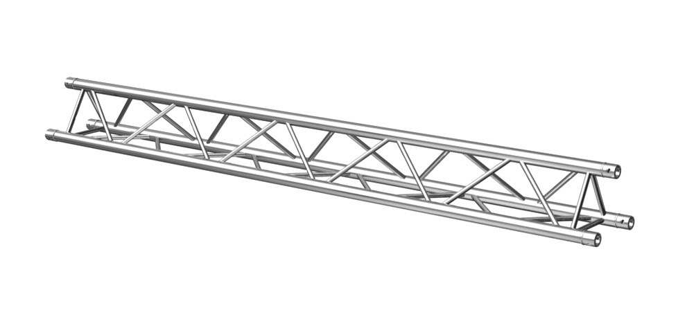 ProFlex Triangle Truss  290 x 290 2mm Straight Sections.